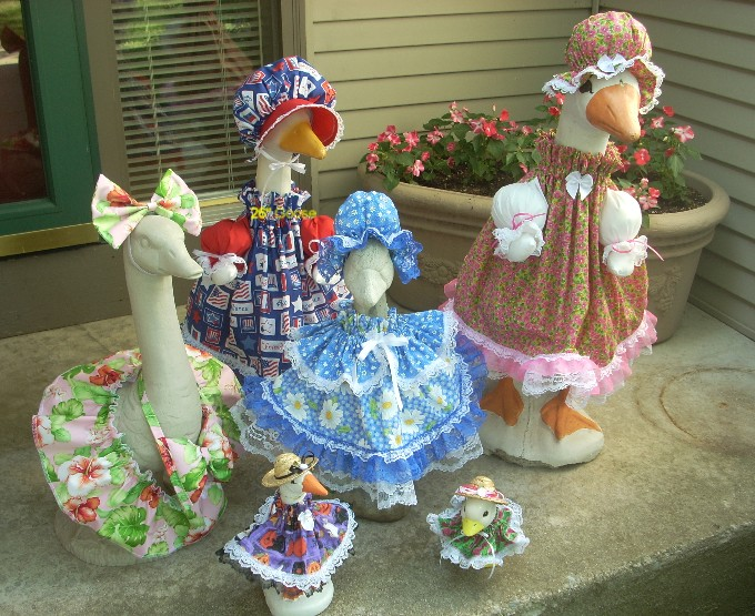 goose clothes by just ducky quality made clothing
